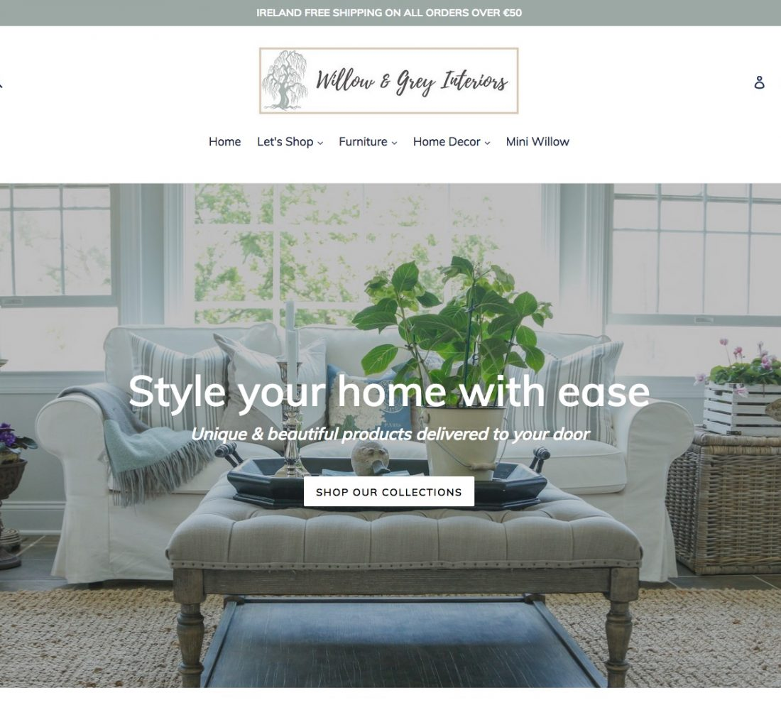 Willow and Grey Interiors